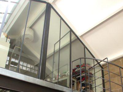 loft acier design RP métal creation Blanchard google wordpress
