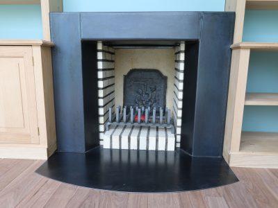 cheminée en acier