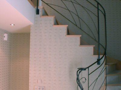 Rampe en Acier Design