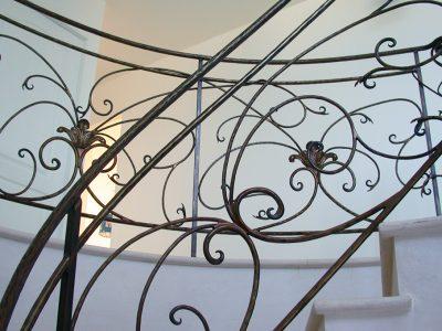 Rampe Design Florale